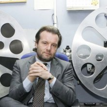 Walt Disney e l'Italia: il regista del documentario Marco Spagnoli in una foto promozionale