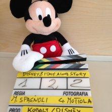 Walt Disney e l'Italia: una foto promozionale del film