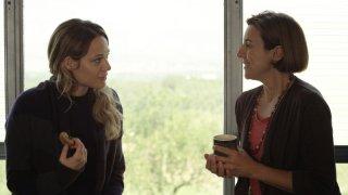 Braccialetti Rossi: Laura Chiatti (Lilia, compagna padre Davide) e Michela Cescon (Piera, mamma Rocco) nella fiction