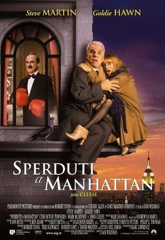 Sperduti A Manhattan La Locandina Del Film 297365