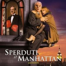 Sperduti a Manhattan: la locandina del film