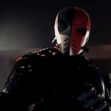 Arrow: Manu Bennett in una scena dell'episodio Blind Spot