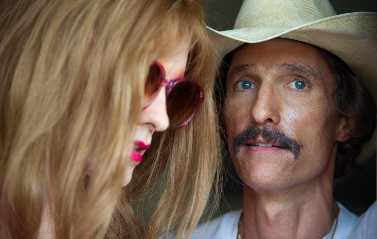 Dallas Buyers Club Jared Leto Con Matthew Mcconaughey 297386