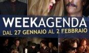 Week-Agenda: la Memoria sullo schermo