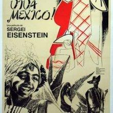 ¡Que Viva Mexico! - Da zdravstvuyet Meksika!: la locandina del film