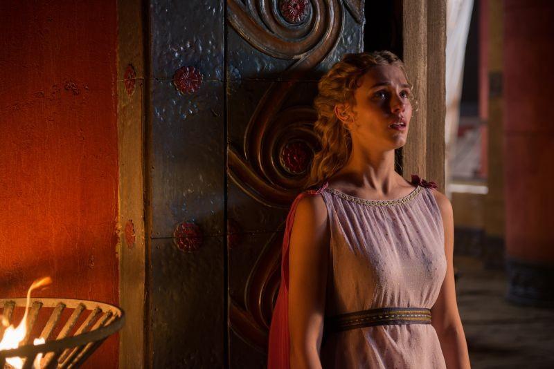 Hercules La Leggenda Ha Inizio Gaia Weiss In Un Momento Di Crisi 297494