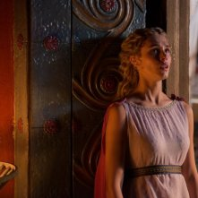 Hercules: La leggenda ha inizio, Gaia Weiss in un momento di crisi