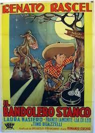 Il Bandolero Stanco La Locandina Del Film 297571