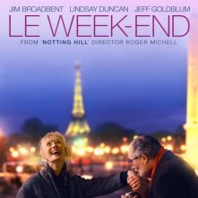 Le Week-End: la locandina del film