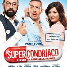 Supercondriaco - Ridere fa bene alla salute: la locandina del film