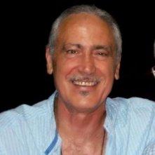 Arturo Alessandri sul set di Amiche da morire