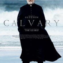 Calvario: la locandina del film
