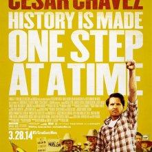 César Chávez: la locandina del film