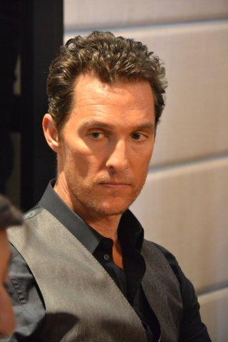 Dallas Buyers Club: Matthew McConaughey alla conferenza stampa romana di presentazione del film