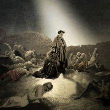 Il mistero di Dante: una scena del documentario