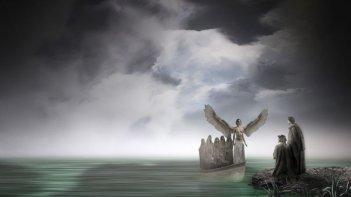 Il mistero di Dante: una scena tratta dal documentario