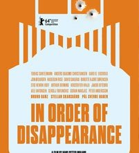 In Order of Disappearance: la locandina del film