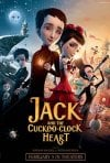 Jack and the Cuckoo-Clock Heart: la locandina del film