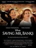 Saving Mr. Banks: la locandina italiana definitiva del film