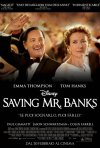 Saving Mr. Banks: la locandina italiana definitiva del film