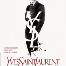 Yves Saint Laurent: la locandina del film