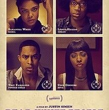 Dear White People: la locandina del film