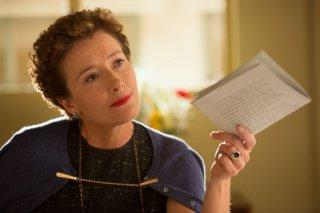 Saving Mr. Banks: Emma Thompson in un bel primo piano tratto dal film