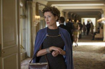 Saving Mr. Banks: Emma Thompson in una scena