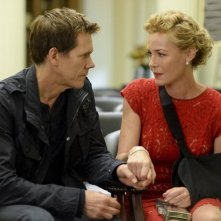 The Following: Kevin Bacon e Connie Nielsen nell'episodio For Joe