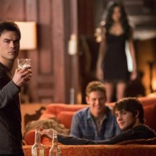The Vampire Diaries: Ian Somerhalder nell'episodio 500 Years of Solitude