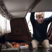All Is Lost: Robert Redford alle prese con un pesante allagamento della sua barca