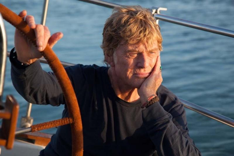 All Is Lost: Robert Redford in un momento di riflessione sul suo destino