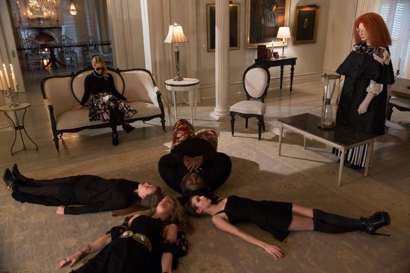 American Horror Story Coven Episodio The Seven Wonders Le Ragazze Scendono Nei Loro Inferni 297964