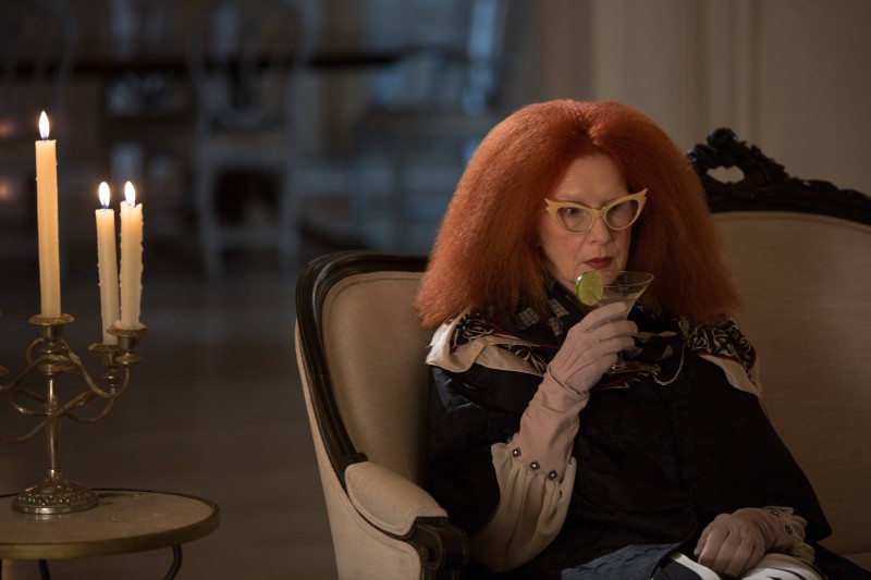 American Horror Story Coven Frances Conroy Nell Episodio The Seven Wonders 297946