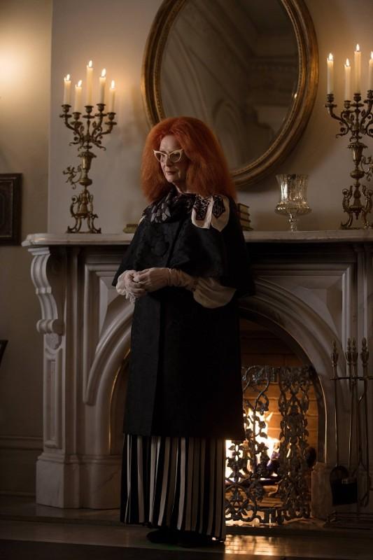 American Horror Story Coven Frances Conroy Nell Episodio The Seven Wonders Finale Della Terza Stagio 297952
