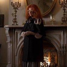 American Horror Story, Coven: Frances Conroy nell'episodio The Seven Wonders, finale della terza stagione