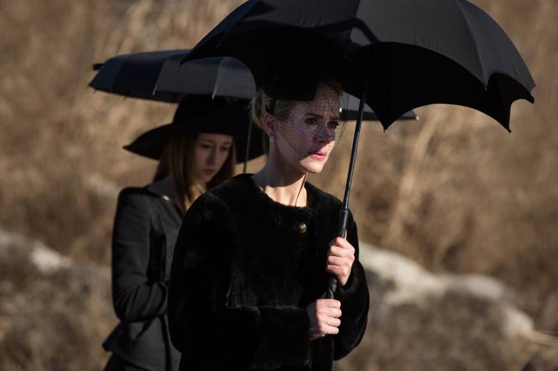 American Horror Story Coven Sarah Paulson Con Taissa Farmiga Nell Episodio The Seven Wonders Finale  297956