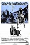 Asphyx: la locandina del film