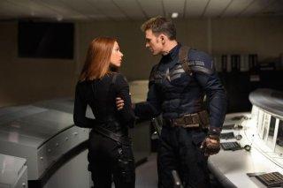 Captain America: The Winter Soldier - Tensione tra Scarlett Johansson e Chris Evans