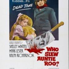 Chi giace nella culla di zia Ruth?: la locandina del film