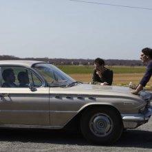 Inside Llewyn Davis: il regista Joel e Ethan Coen sul set