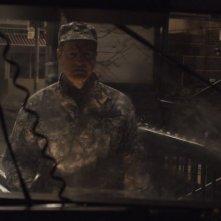 Spiders 3D: una scena del film