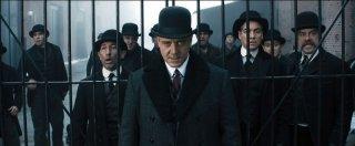 Storia d'inverno: Russell Crowe in una scena del film