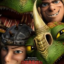 Dragon Trainer 2: la nuova locandina