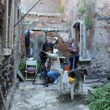 Felice chi è diverso: il regista Gianni Amelio sul set