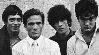 Felice chi è diverso: Ninetto Davoli e Pier Paolo Pasolini in un'immagine del documentario