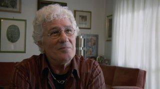 Felice chi è diverso: Ninetto Davoli in una scena del documentario di Gianni Amelio