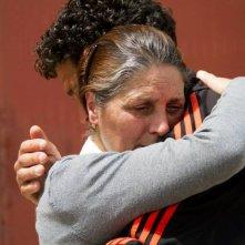 In grazia di Dio: Anna Boccadamo abbraccia Amerigo Russo in una scena