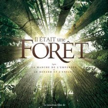 Once Upon a Forest: la locandina del film