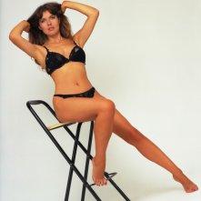 Roberta Potrich, modella, attrice e conduttrice